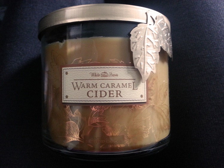 Warm Caramel Cider