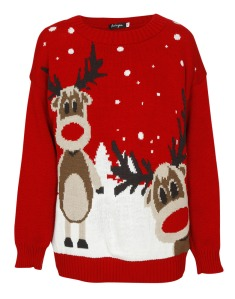o-rudolph-reindeer-print-christmas-jumper-in-red-1